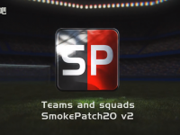 PES2020烟雾大补SmokePatch20 v20.2.7完整版